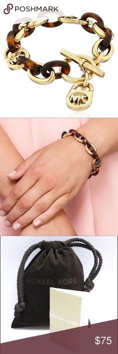 Spotted while shopping on Poshmark: 🆕 Michael Kors Bracelet NWT! #poshmark #fashion #shopping #style #Michael Kors #Jewelry