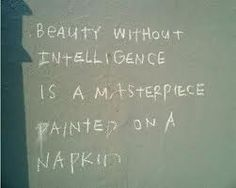 The truth of beauty