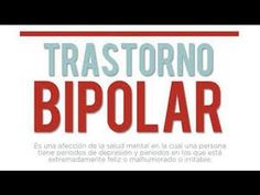 TRASTORNO BIPOLAR un video corto y fácil de entender - YouTube