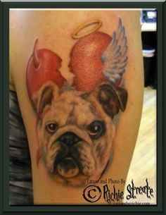 1000 images about tattoos on pinterest french bulldog tattoo celtic tattoos and paw print. Black Bedroom Furniture Sets. Home Design Ideas