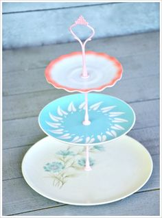 Make and sell.  I just want one for my self.  Very nice for Tea party. I request, lol, hubby to have tea with me, little sandwhices, petite fours and the like and this is perfect.