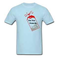Sky blue tag T-Shirts  You can use this designs one any of the printable products and accessories.