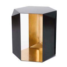 Furniture End & side tables Case goods ORIGAMI TABLE 60810-01 Donghia,Furniture,End & side tables,Case goods,Casegoods / Tables ,60810,60810-01,ORIGAMI TABLE
