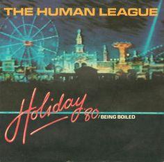 45cat - The Human League - Holiday '80 - Virgin - UK