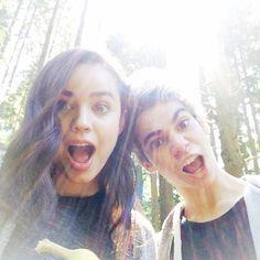 Sofia Carson And Cameron Boyce