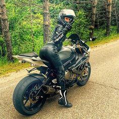 Real Biker Women shift_life