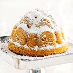 Englantilainen hedelmäkakku No Bake Desserts, Vanilla Cake, Baking, Food, Bakken, Essen, Meals, Backen, Yemek