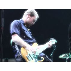 """Rearviewmirror"" live at the Key Arena in Seattle, WA. Taken from the Touring Band 2000 film. #PearlJam"