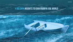 NoSQL is the most recent and effective model of dealing with the radically developing big data. Read more.