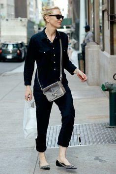 Cate Blanchett – New York City #2014