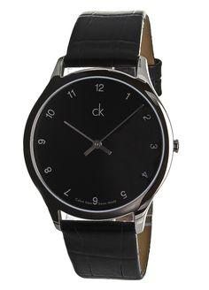 Calvin Klein Men's Classic Watch - $124 on brandsExclusive now!