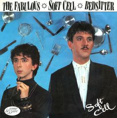 "One of the earliest and most successful synth pop groups, Soft Cell first burst onto the early '80s electro dance scene with such hits as ""Tainted Love,"" ""Memorabilia"" and ""Sex Dwarf."" Made up of singer/songwriter Marc Almond and producer Dave Ball, the duo released a total of three albums before breaking up in 1984.  http://en.wikipedia.org/wiki/Soft_Cell"
