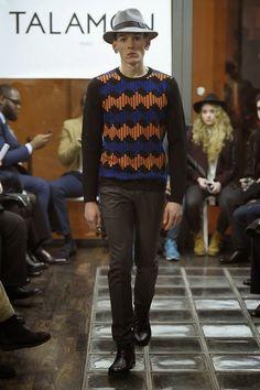 #Menswear  #Trends Talamon Fall Winter 2015 Otoño Invierno #Tendencias #Moda Hombre