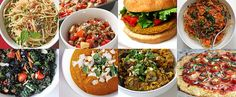 42 Healthy Dinners, All Under 500 Calories