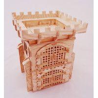 HRAD KARLÍK,  wooden toys, wooden houses, toys
