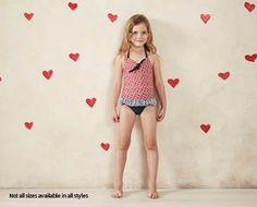 Little Girls Swimwear - One Piece Frill - ALDI Australia