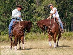 Downunder Horsemanship | Training Tip: Have A Speedy Horse? Test Your Control At Home