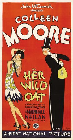 Silent Comedy, 1927 starring Colleen Moore