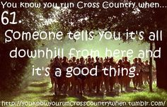 inspirational cross country running quotes - Bing Images Running Humor, Running Quotes, Running Workouts, Running Motivation, Fitness Motivation, Cross Country Memes, Cross Country Running, I Love To Run, Just Run
