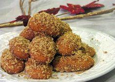 Sweets of Greece Greek Sweets, Greek Desserts, Greek Recipes, Deli, Christmas Time, Xmas, Baked Goods, Caramel, Almond