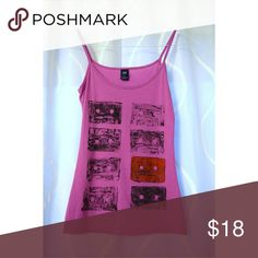 ✨NEW✨Custom Hand Printed Cassette Tape Tank Top Hand Printed design Can customize on any colour tank or t=shirt or sweater as requested Custom made on this GAP tank Print is permanent so don't worry - it will not bleed or wash out Print is comfortable and flexible w/ movement  This top: size small spaghetti straps super comfy   Sign up for Poshmark w/ code DIANA7777 for $10 off your 1st order Tops Tank Tops Plus Fashion, Fashion Tips, Fashion Design, Fashion Trends, Cassette Tape, Don't Worry, Spaghetti Straps, Custom Made, Print Design