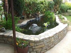 Image result for raised ponds #watergarden  #WaterGarden
