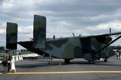 C-23A: 40458 USAF RAF Upper Heyford
