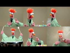 We thought it best to let Beaker give you a preview Ode to Joy. If you'd like to hear a more, er, professional interpretation of the final movement of Beethoven's 9th symphony, come to the LSO on April 9.