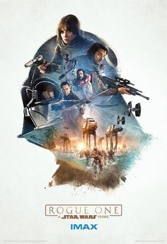 Rogue One Imax mini-poster - 2 of 3