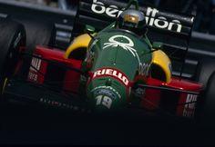 Alessandro Nannini - Benetton B188 - 1988 Monaco Grand Prix