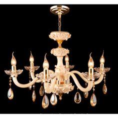 $500.50 / piece Fixture Width: 65 cm (26 inch) Fixture Length : 65 cm (26 inch) Fixture Height:50 cm (20 inch) Chain/Cord Length : 50 cm (20 inch) Color : white Materials:crystal,ceramic