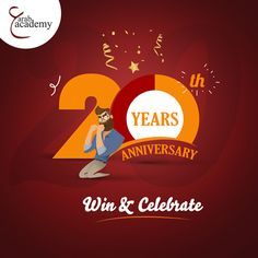 """We're 20 years old! For the next 4 weeks we're celebrating by giving away double the subscription period for the same price to 4 lucky new subscribers!! For your chance to win & celebrate with us, like our page, re-share this post and comment below """"Happy 20th Arab Academy!"""". Each week for the next 4 weeks we'll pick a lucky winner at random - it could be you! Learn Arabic Online, Learning Arabic, 20 Years Old, Period, Random, Celebrities, Happy, Celebs, Ser Feliz"""