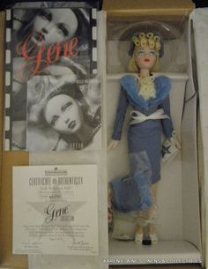 Hello Hollywood Gene doll