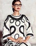 Bianca Balti para Dolce & Gabbana Eyewear