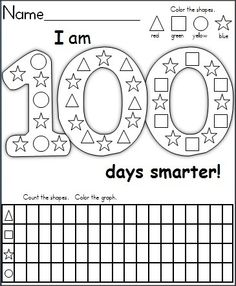 100th day of school by octokat