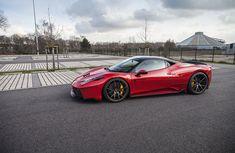 Ferrari 458 Italia, Cars, Free Desktop Wallpaper, Red, Autos, Car, Automobile, Trucks