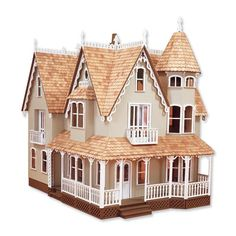 The Garfield Dollhouse by Greenleaf, my baby has this house
