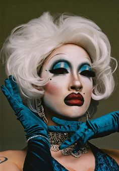 àlondres, les femmes aussi sont drag-queens | read | i-D