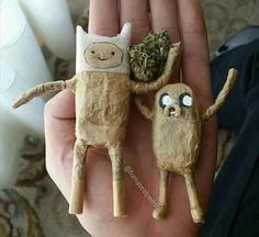 Too cute to smoke!  Repinned by Fun Weed Pics @funweedpics