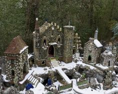 Ave Maria Grotto | Flickr - Photo Sharing!