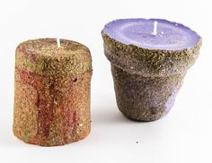 Sand candles Sand Candles, Pillar Candles, Nature Crafts, Indoor, Winter, Summer, Interior, Winter Time, Summer Time