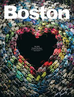 Photograph by Mitch Feinberg, Cover of the May edition of Boston magazine