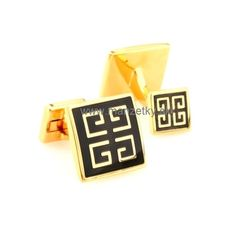 www.manzetky.sk Cufflinks, Enamel, Gold, Accessories, Vitreous Enamel, Enamels, Wedding Cufflinks, Tooth Enamel, Glaze