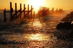 Frail defences at dawn   Flickr - Photo Sharing!