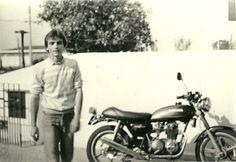 Motos Antigas : Velha companheira - Anos 70