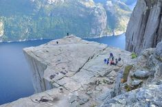 Preachers Pulpit Norway