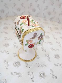 Limoge Trinket Box