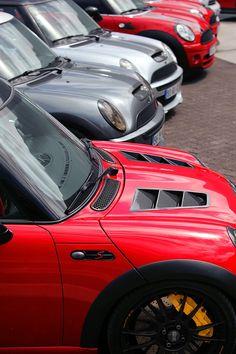 MINI R53 Porsche BBK