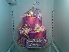 Adorable Unicorn Cake