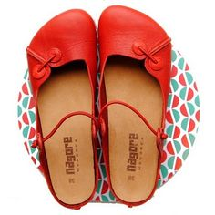 Adorable.  Nagore shoes - Spain